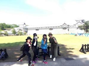 ブログ写真-金沢城
